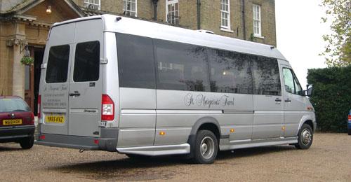 Minibus hires